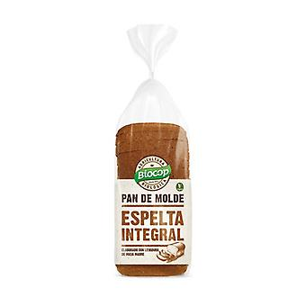 Wholemeal spelled sliced bread 400g 400 g