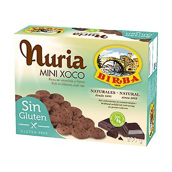 Nuria Mini Chocolate sans gluten 200 g