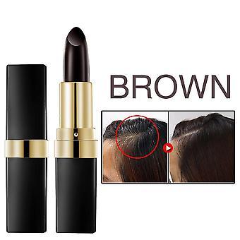 Kerran hiukset väriaine instant harmaa juuri kattavuus hiusten väri
