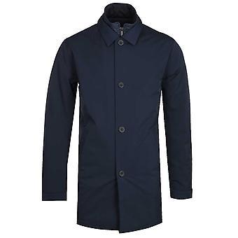 NN07 Blake 8240 Navy Waterproof Padded Jacket