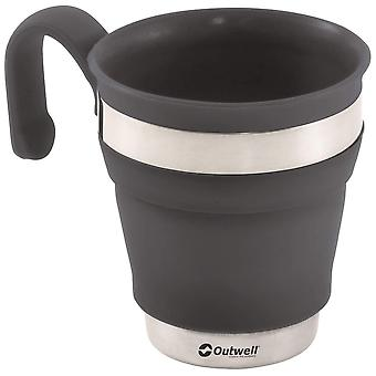 Outwell Navy Collaps Mug