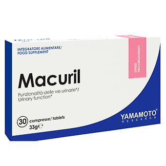 Yamamoto Nutrition Macuril 30 tablets