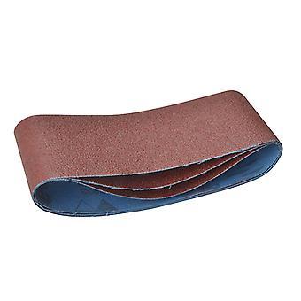 DEWALT Sanding Belts 560 x 100mm 80g (Pack of 3) DEWDT3315QZ