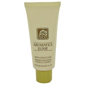 Aromatics Elixir ciała gładsza przez Clinique 6.7 oz ciała gładsze