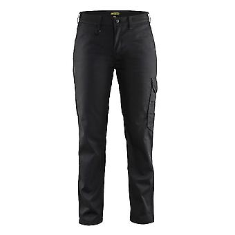 Blaklader 7104 industry work trousers - womens (71041800)