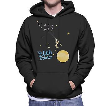 The Little Prince Bird Flock Men's Hooded Sweatshirt