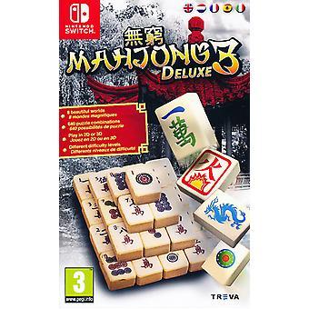 Mahjong Deluxe 3 Nintendo Switch spel