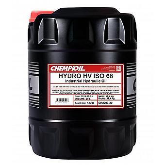 Chempioil 20L Hydraulic Oil HV Fluid ISO 68