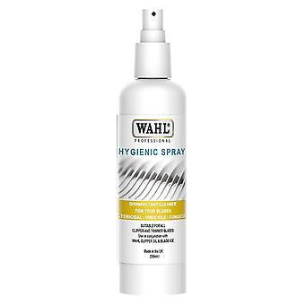 Wahl Hygenic Desinfectante Clippers Spary 250ml (Modelo No. ZX495)