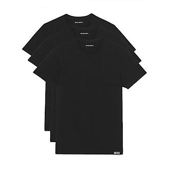 Diesel schwarz 3 Pack Randal T Shirt