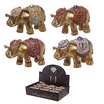 Mini éléphant Collectable titulaire de bâton d'encens