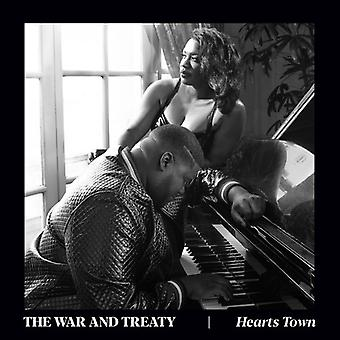 War & Treaty - Hearts Town [Vinyl] USA import