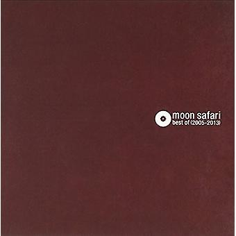 Moon Safari - Best of (2005-2013) [CD] importation USA