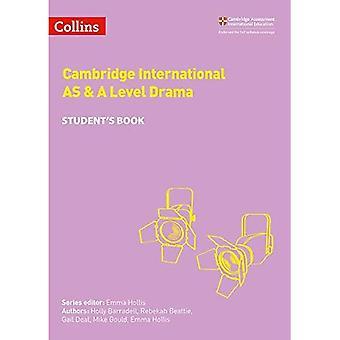 Collins Cambridge International AS & A Level - Cambridge International AS & A Level Drama Student's Book (Collins Cambridge International AS & A Level)