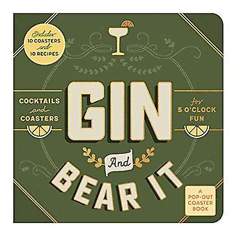Gin and Bear It Coaster Board Book
