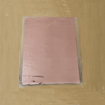Hot Stamping Foil Paper, Laminator Transfer On Elegance Laser Printer Craft