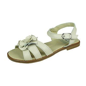Angela Brown Kate Barn Flickor Läder Sandaler - Grädde