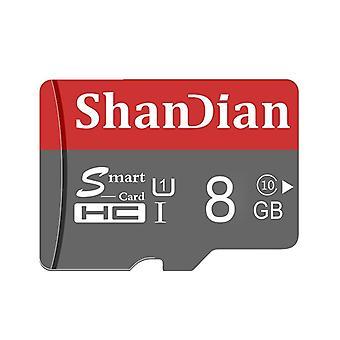 Sd-muistikortti Todellinen kapasiteetti Microsd Tf -kortin flash-aseman muistitikku