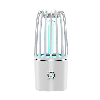 Portable USB ultraviolet disinfection lamp