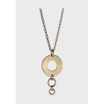 Kalevala Necklace Adjustable 42/45cm Cosmos Bronze 326877145