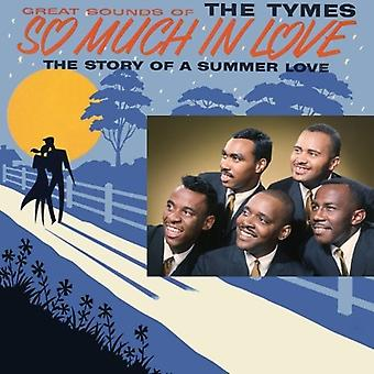 Tymes - So Much in Love [CD] USA import