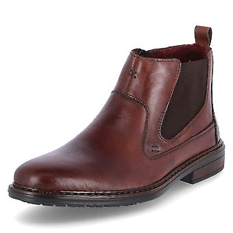 Rieker 3766224 universal ympäri vuoden miesten kengät