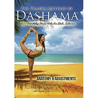 Anatomy & Adjustments [DVD] USA import