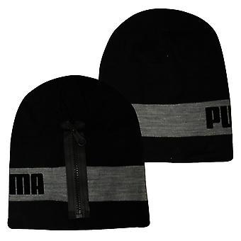 Puma Xtreme Adultes Beanie Hat Unisex Mens Womens Black 021258 01 A185A