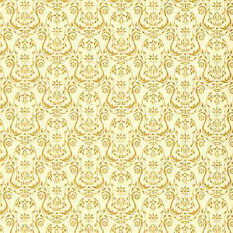 Dolls House Regency Design Gold Urn Miniature Print 1:24 Wallpaper