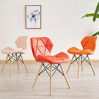 北欧レストラン家具椅子現代鉄オフィスウッドキッチンダイニング
