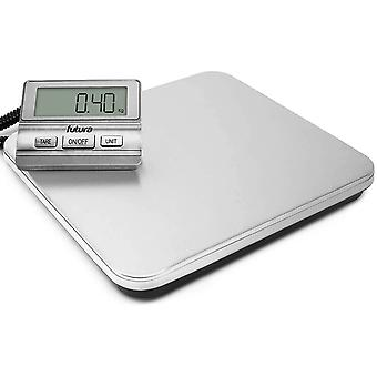 Futura 100kg Shipping Parcel Scale Weigh up to 220lb/100kg with 100g/0.2lb