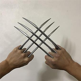 Cosplay Blade Claw, Wolverine Claws Prop, Paw Super Hero Weapons