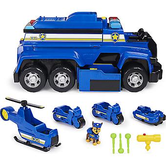 PAW Patrol Chase es 5-in-1 Ultimate Police Cruiser