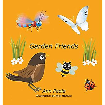 Garden Friends by Ann Poole - 9781789557077 Book