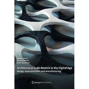 Arkkitehtoniset mittakaavamallit digiaikana - design - representatio