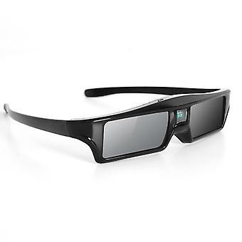 Occhiali 3D occhiali ricaricabili otturatore attivo per dlp-link optama acer benq viewsonic sharp projectors occhiali
