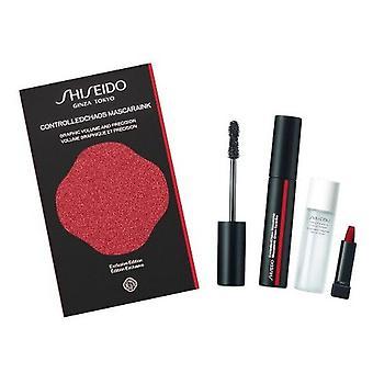 Shiseido Set Máscara ControlledChaos 3 piezas