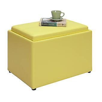Diseños4Comfort Accent Storage Otomano - R8-160