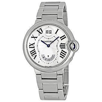Cartier Ballon Bleu de Cartier Two Timezone Men's Watch W6920011