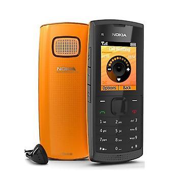 Oryginalne telefony komórkowe X1-00
