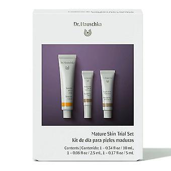 Unisex Cosmetic Set Dr. Hauschka Mature Skin (3 Pieces)