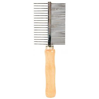 Trixie Double-Sided Dog Comb