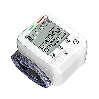 Medicinsk handled blodtryck övervaka digitalt blodtryck puls puls tensiometro meter sphygmomanometer hälso- och sjukvård