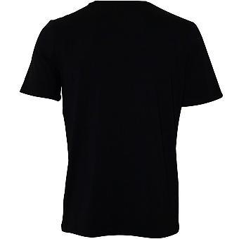 BOSS Crew-Neck Stretch Cotton T-Shirt, Marina
