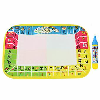 Magic doodle mat educational kids water drawing toys gift kt-27