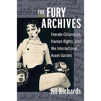 The Fury Archives by Jill Richards