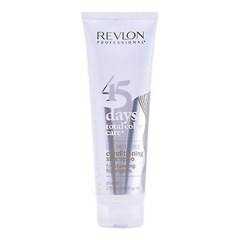 2-in-1 shampoo ja hoitoaine 45 päivää Revlon