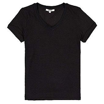 Garcia C10204 T-Shirt, Black, XXL Woman