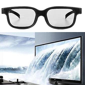 Occhiali 3d passivi polarizzati, per tv, cinema reali