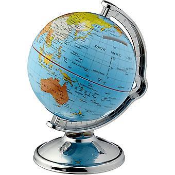 FengChun Spardose Globus Weltkugel drehbar